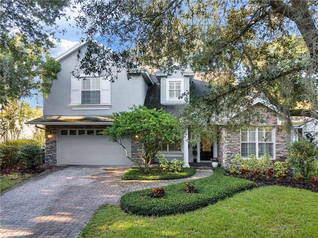 1230 Mercedes Place, Orlando, FL 32804 (MLS #O5823907) :: The Duncan Duo Team