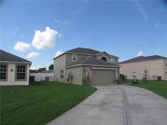 8240 Settlers Creek Loop, Lakeland, FL 33810 (MLS #O5824385) :: Gate Arty & the Group - Keller Williams Realty Smart