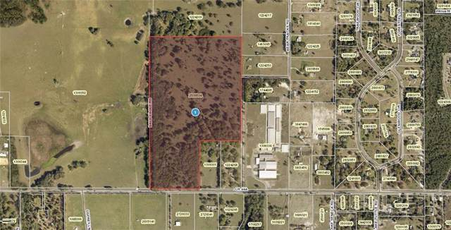 Bald Eagle Road, Eustis, FL 32736 (MLS #O5824489) :: The Duncan Duo Team
