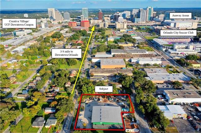 43 N Westmoreland Drive, Orlando, FL 32805 (MLS #O5824499) :: The Duncan Duo Team
