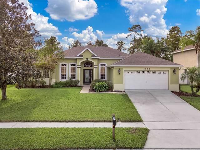 1583 Maidencane Loop, Oviedo, FL 32765 (MLS #O5824500) :: Premium Properties Real Estate Services