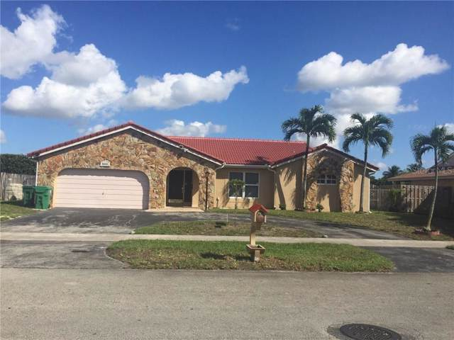 5020 SW 120TH Avenue, Cooper City, FL 33330 (MLS #O5824733) :: The Duncan Duo Team