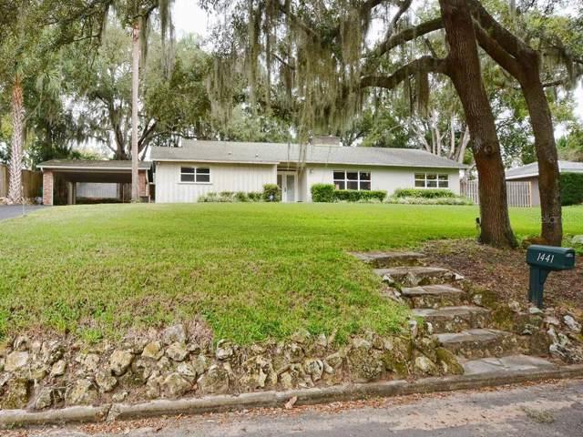1441 Tedford Street, Eustis, FL 32726 (MLS #O5824886) :: Your Florida House Team