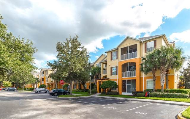 8660 Buccilli Drive #206, Orlando, FL 32829 (MLS #O5824955) :: The Duncan Duo Team