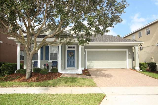 676 Legacy Park, Casselberry, FL 32707 (MLS #O5825003) :: The Duncan Duo Team