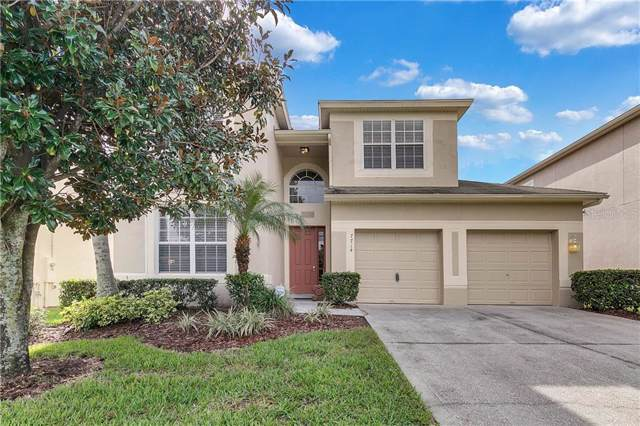 7714 Teascone Boulevard, Kissimmee, FL 34747 (MLS #O5825201) :: Godwin Realty Group