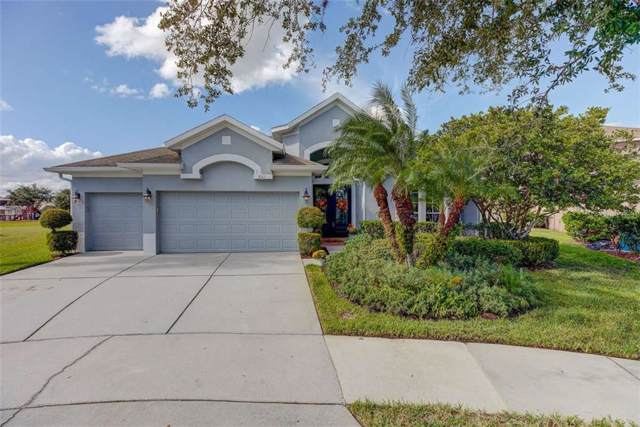8513 Corinth Pointe Court, Orlando, FL 32829 (MLS #O5825354) :: GO Realty