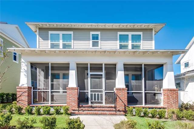 1045 Colleton Alley, Winter Garden, FL 34787 (MLS #O5825386) :: Bustamante Real Estate