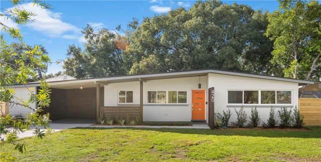 420 Sunrise Drive, Orlando, FL 32803 (MLS #O5825412) :: Team Bohannon Keller Williams, Tampa Properties