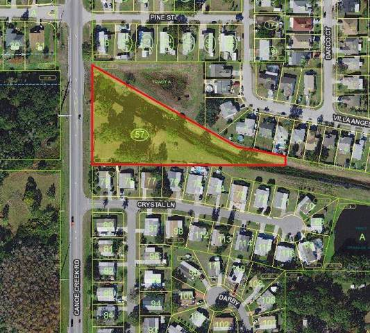 Canoe Creek Road, Saint Cloud, FL 34769 (MLS #O5825439) :: The Duncan Duo Team
