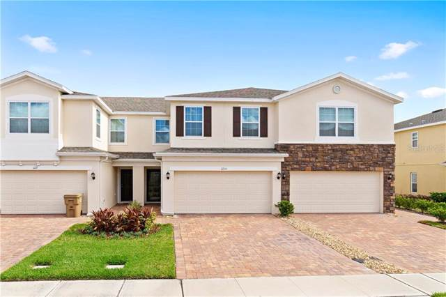 1215 Teton Drive, Kissimmee, FL 34744 (MLS #O5825476) :: Griffin Group