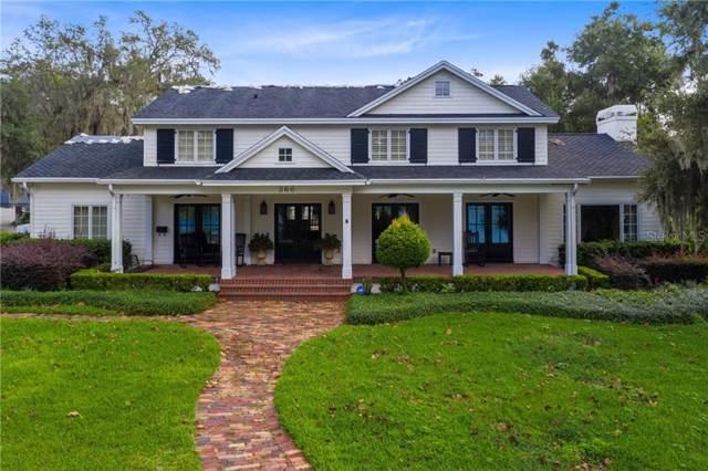 360 N Lake Sybelia Drive, Maitland, FL 32751 (MLS #O5825517) :: Team Bohannon Keller Williams, Tampa Properties