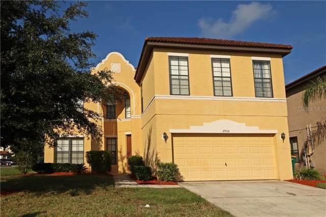 2952 Siesta View Drive, Kissimmee, FL 34744 (MLS #O5825593) :: Armel Real Estate