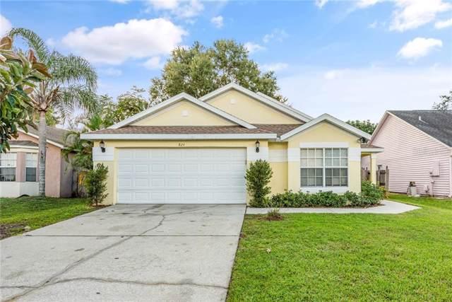 824 River Wind Avenue, Orlando, FL 32825 (MLS #O5825603) :: GO Realty