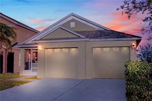 211 Southbridge Circle, Kissimmee, FL 34744 (MLS #O5825621) :: Team Bohannon Keller Williams, Tampa Properties