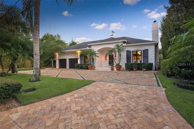 1240 Woodmere Drive, Winter Park, FL 32789 (MLS #O5825625) :: KELLER WILLIAMS ELITE PARTNERS IV REALTY