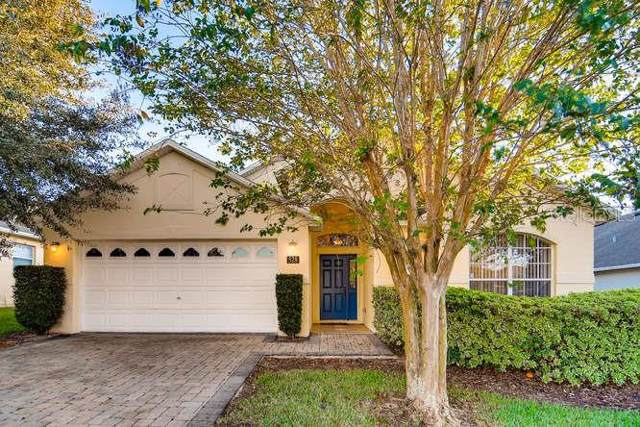 528 Old Bridge Circle, Davenport, FL 33897 (MLS #O5825639) :: Gate Arty & the Group - Keller Williams Realty Smart