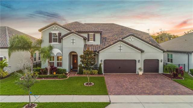 2730 Meadow Sage Court, Oviedo, FL 32765 (MLS #O5825654) :: Lucido Global