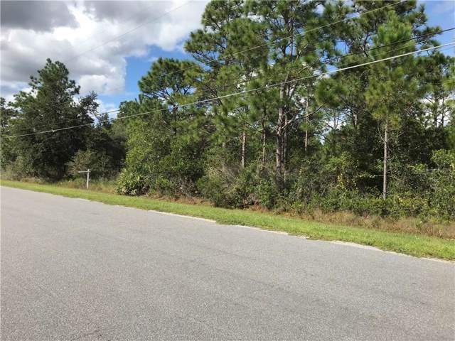 Lot 233 Quarterly Parkway, Orlando, FL 32833 (MLS #O5825673) :: KELLER WILLIAMS ELITE PARTNERS IV REALTY