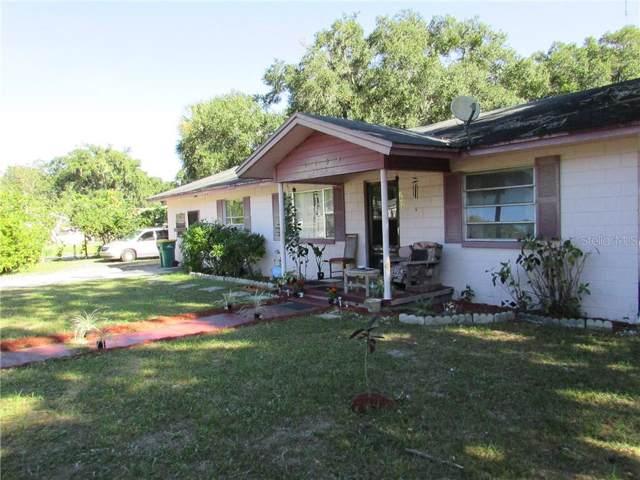 1608 N. Orange Avenue, Mount Dora, FL 32757 (MLS #O5825723) :: Team Bohannon Keller Williams, Tampa Properties