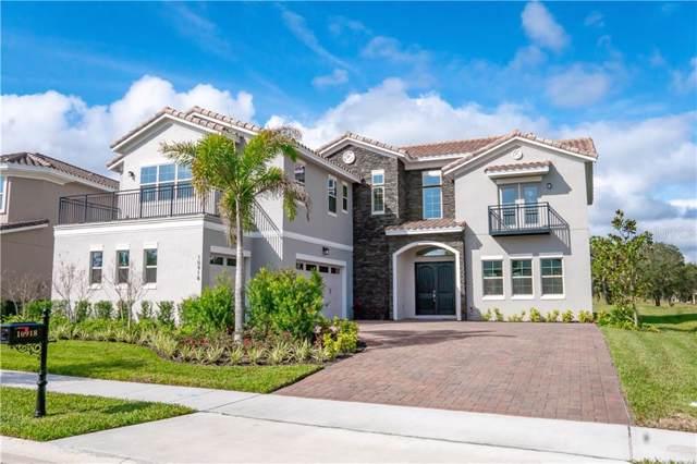10918 Mobberley Circle, Orlando, FL 32832 (MLS #O5825736) :: The Duncan Duo Team