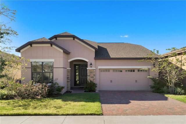 9100 Chandler Drive, Groveland, FL 34736 (MLS #O5825774) :: Griffin Group