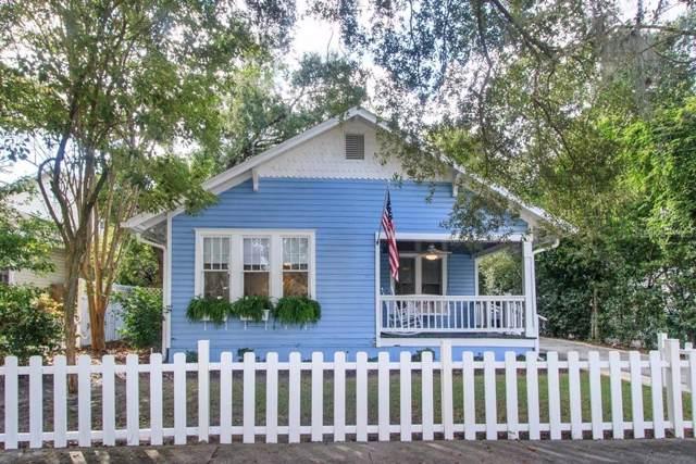 1412 E Ridgewood Street, Orlando, FL 32803 (MLS #O5825788) :: Team Bohannon Keller Williams, Tampa Properties