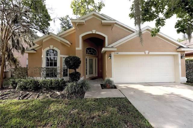 554 Freeman Street, Longwood, FL 32750 (MLS #O5825803) :: Team Bohannon Keller Williams, Tampa Properties