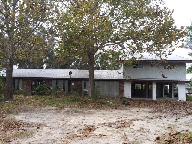 1781 S Glencoe Road, New Smyrna Beach, FL 32168 (MLS #O5825827) :: Zarghami Group