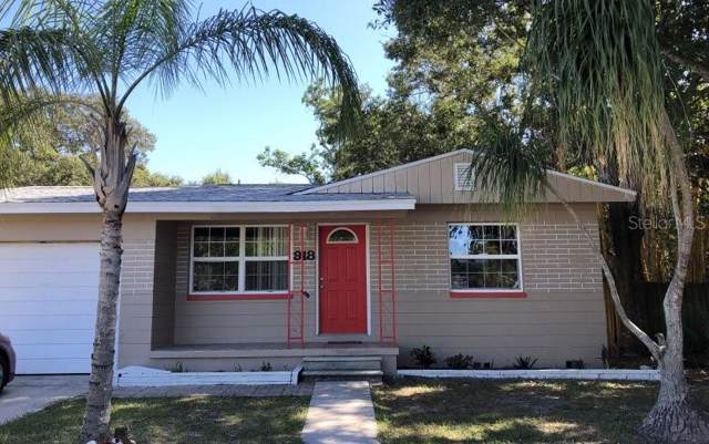 918 59TH Street S, Gulfport, FL 33707 (MLS #O5825917) :: The Robertson Real Estate Group