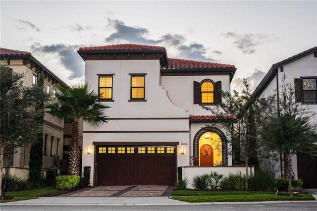 8346 Via Vittoria Way, Orlando, FL 32819 (MLS #O5825925) :: 54 Realty