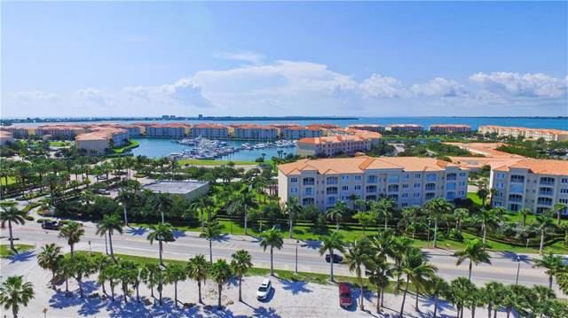 36 Harbour Isle Drive W #304, Fort Pierce, FL 34949 (MLS #O5826025) :: The Duncan Duo Team