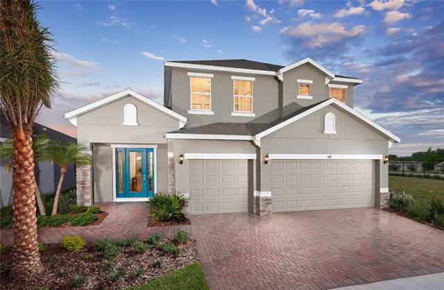169 Trinity Ridge Circle, Davenport, FL 33897 (MLS #O5826094) :: Team Bohannon Keller Williams, Tampa Properties