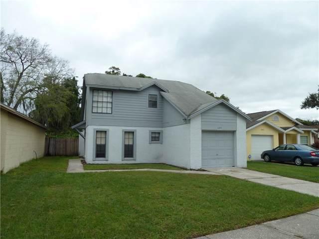 685 Ascot Circle, Orlando, FL 32825 (MLS #O5826120) :: GO Realty