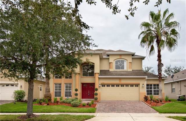 5932 Providence Crossing Trail, Orlando, FL 32829 (MLS #O5826169) :: GO Realty