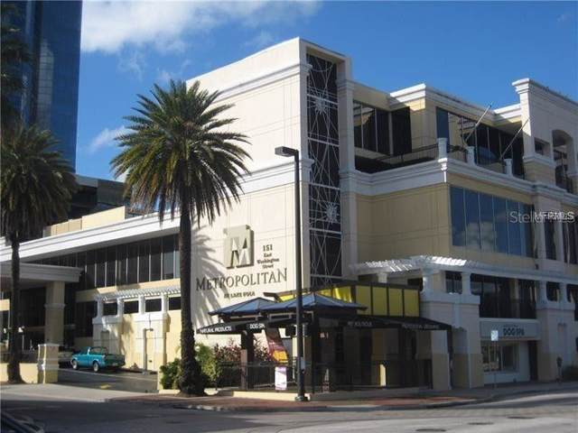 151 E Washington Street #309, Orlando, FL 32801 (MLS #O5826327) :: Zarghami Group