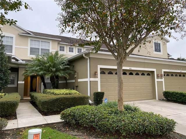 451 Harbor Winds Court, Winter Springs, FL 32708 (MLS #O5826517) :: The Figueroa Team