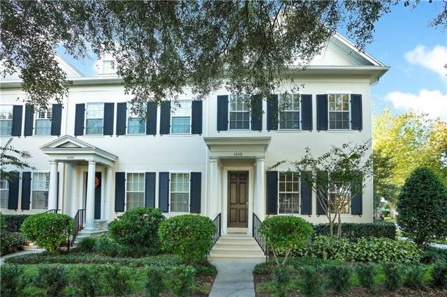 1048 Lake Baldwin Lane, Orlando, FL 32814 (MLS #O5826525) :: Cartwright Realty