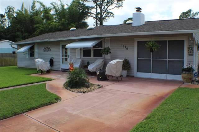 1626 Tatum Boulevard, New Smyrna Beach, FL 32168 (MLS #O5826533) :: Lovitch Realty Group, LLC