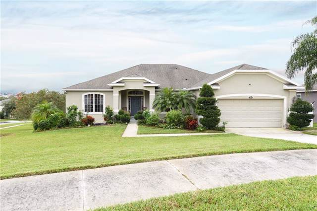 1695 Grandeflora Avenue, Clermont, FL 34711 (MLS #O5826608) :: Griffin Group