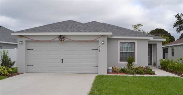 437 St Georges Circle, Eagle Lake, FL 33839 (MLS #O5826617) :: Lovitch Realty Group, LLC