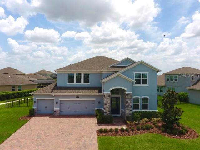 15917 Citrus Knoll Drive, Winter Garden, FL 34787 (MLS #O5826694) :: The Price Group
