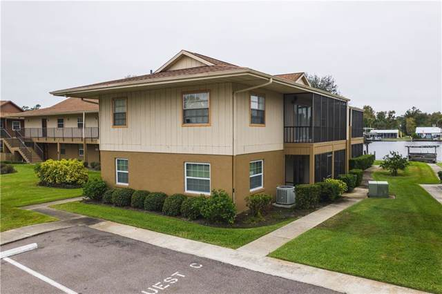 1640 Juno Trl 105-D, Astor, FL 32102 (MLS #O5826705) :: Team Bohannon Keller Williams, Tampa Properties
