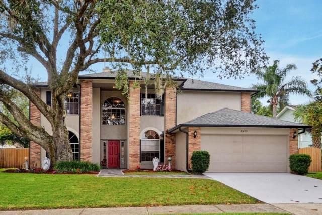 2413 Ekana Drive, Oviedo, FL 32765 (MLS #O5826744) :: Delgado Home Team at Keller Williams