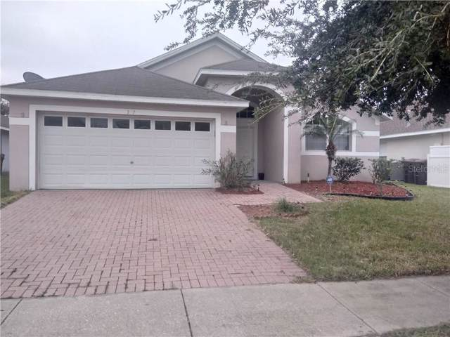 307 Weatherby Place, Haines City, FL 33844 (MLS #O5826800) :: Gate Arty & the Group - Keller Williams Realty Smart