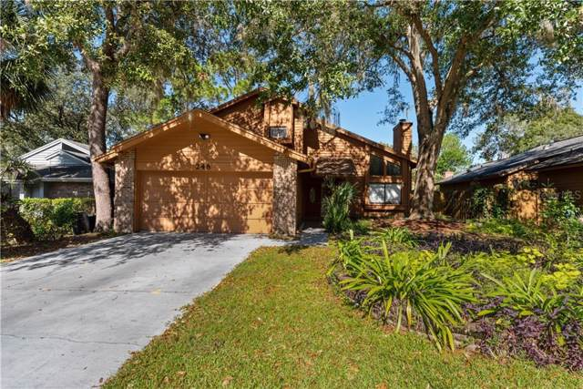 248 Hunters Point Trail, Longwood, FL 32779 (MLS #O5826936) :: Team Bohannon Keller Williams, Tampa Properties