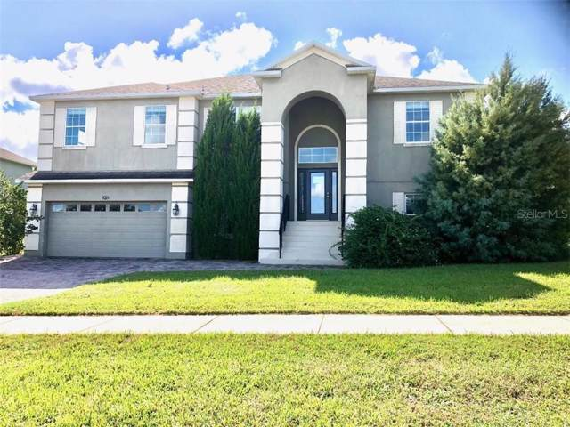 1373 Lattimore Drive, Clermont, FL 34711 (MLS #O5826993) :: Griffin Group