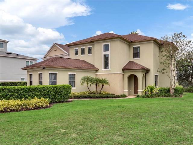 7451 Excitement Drive, Reunion, FL 34747 (MLS #O5827015) :: Bustamante Real Estate