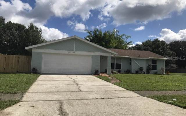 401 Lakeview Drive, Oldsmar, FL 34677 (MLS #O5827043) :: Team Borham at Keller Williams Realty