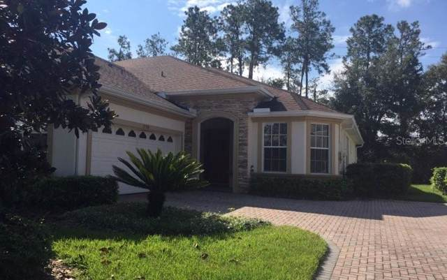 27348 Mistflower Drive, Wesley Chapel, FL 33544 (MLS #O5827067) :: 54 Realty